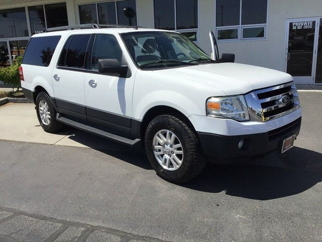 2012 Ford Expedition EL XL 4WD