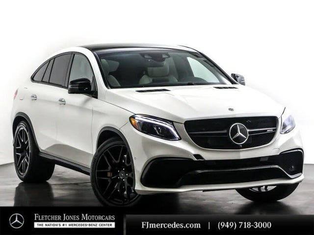 2019 Mercedes-Benz GLE-Class GLE AMG 63 4MATIC S Coupe AWD