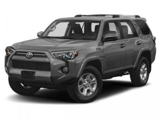 2021 Toyota 4Runner SR5 Premium RWD