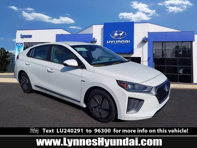 2020 Hyundai Ioniq Hybrid SE FWD