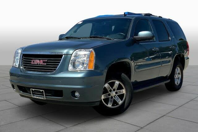 2008 GMC Yukon SLT2