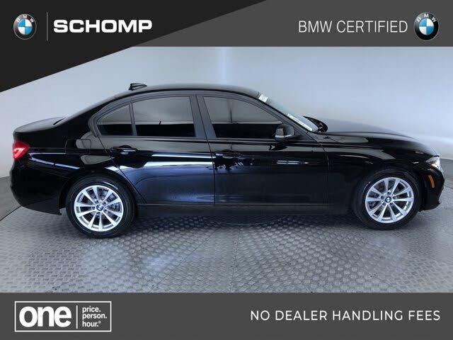 2018 BMW 3 Series 320i xDrive Sedan AWD