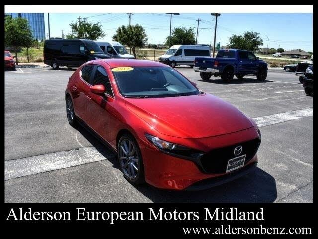 2019 Mazda MAZDA3 Preferred Hatchback FWD