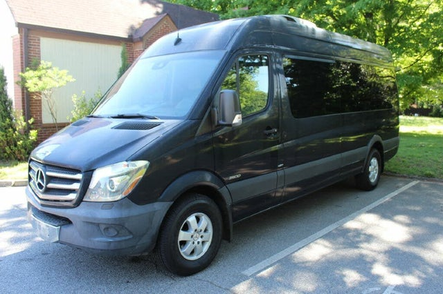 2014 Mercedes-Benz Sprinter 2500 170 WB Extended Passenger Van
