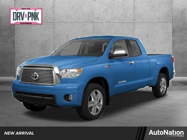 2010 Toyota Tundra Tundra-Grade Double Cab 4.6L