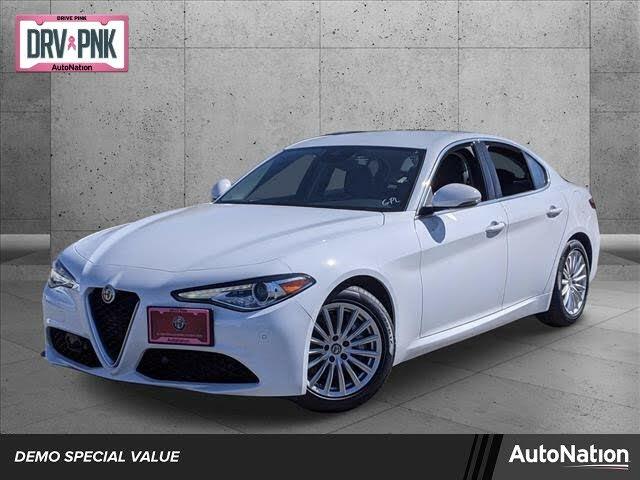 2021 Alfa Romeo Giulia Sprint RWD
