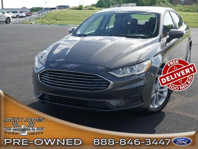 2020 Ford Fusion SE FWD