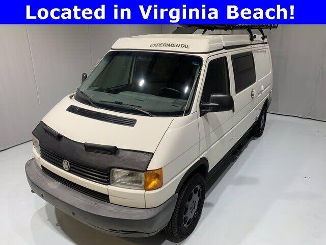 1995 Volkswagen EuroVan 3 Dr Campmobile Passenger Van