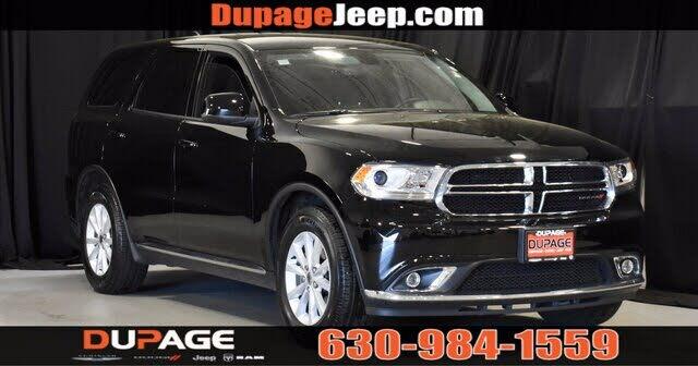 2020 Dodge Durango SXT RWD