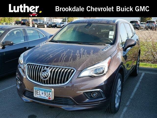 2018 Buick Envision Premium AWD