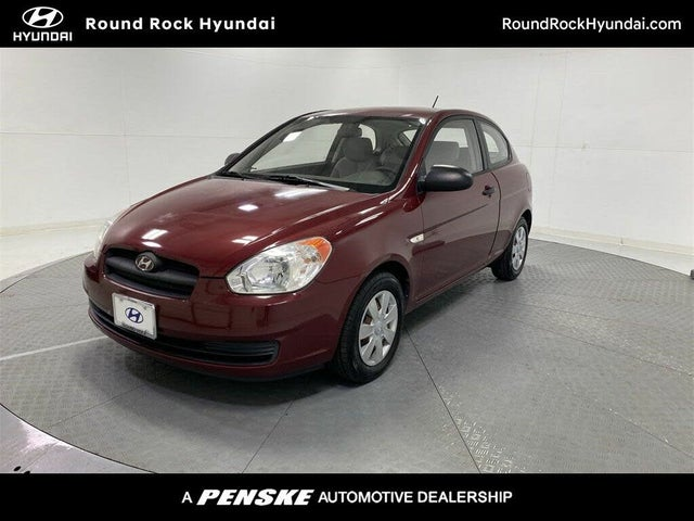 2007 Hyundai Accent GS 2-Door Hatchback FWD