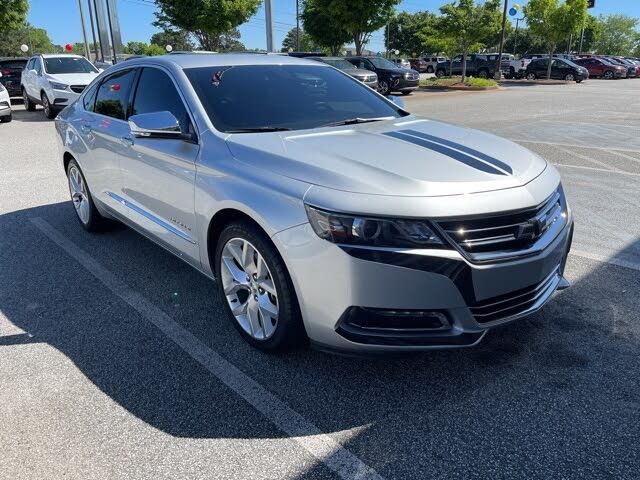 2019 Chevrolet Impala Premier FWD