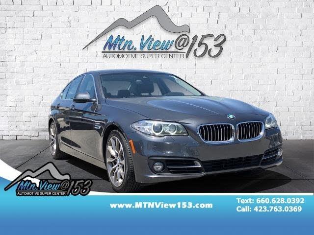 2016 BMW 5 Series 528i xDrive Sedan AWD