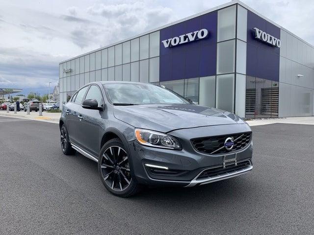 2018 Volvo S60 Cross Country T5 Platinum