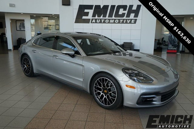2020 Porsche Panamera 4S Executive AWD