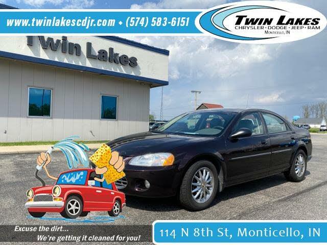 2003 Chrysler Sebring LXi Sedan FWD