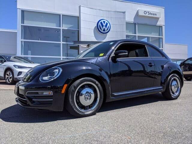 2018 Volkswagen Beetle 2.0T Coast Hatchback FWD