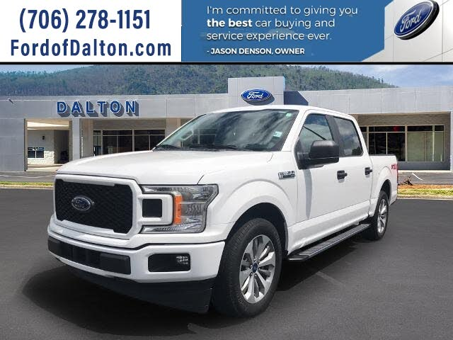 2018 Ford F-150 XL SuperCrew RWD