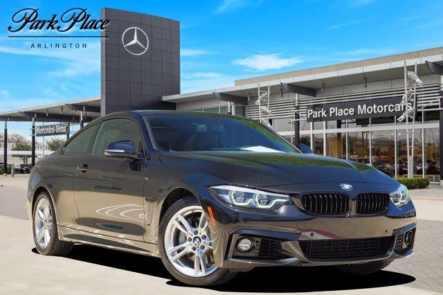 2019 BMW 4 Series 440i Coupe RWD