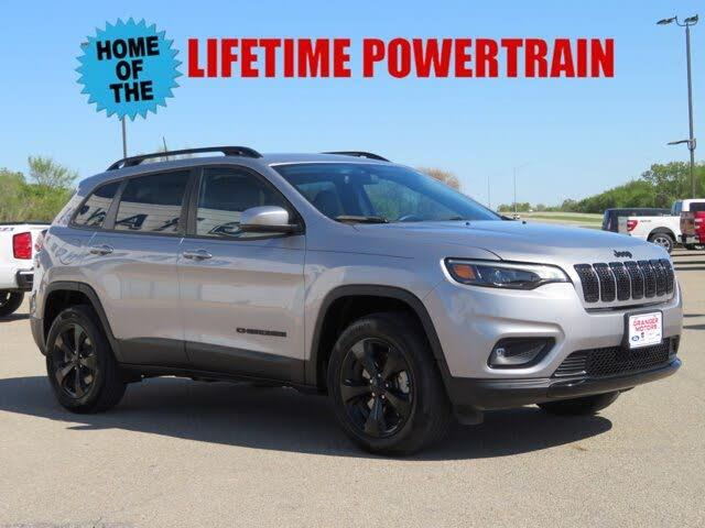 2019 Jeep Cherokee Altitude 4WD