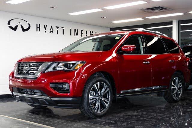 2019 Nissan Pathfinder Platinum 4WD
