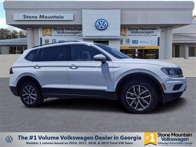 2019 Volkswagen Tiguan SE FWD
