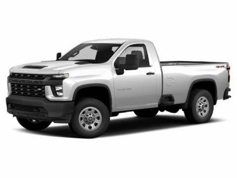 2021 Chevrolet Silverado 3500HD Work Truck LB RWD