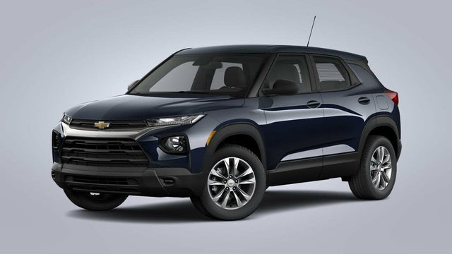 2021 Chevrolet Trailblazer LS FWD