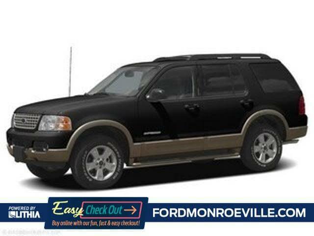 2005 Ford Explorer Limited V6 4WD