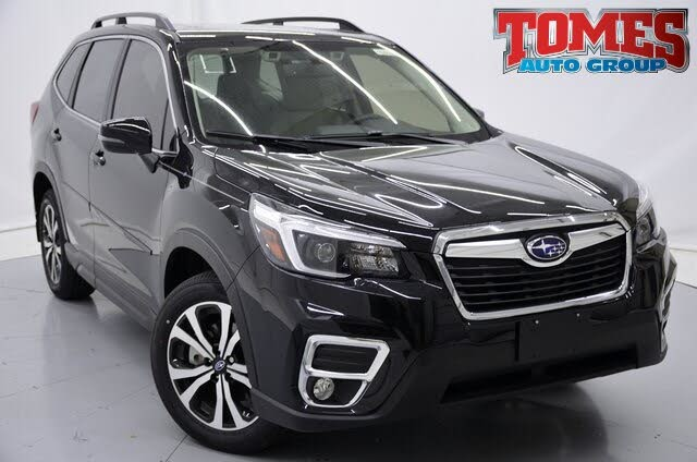2021 Subaru Forester Limited Crossover AWD