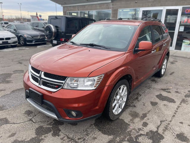 2014 Dodge Journey R/T Rallye AWD