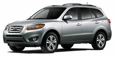 2011 Hyundai Santa Fe 3.5L GL AWD