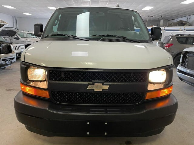 2017 Chevrolet Express Cargo 3500 Extended RWD