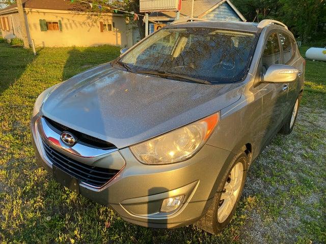 2010 Hyundai Tucson Limited FWD