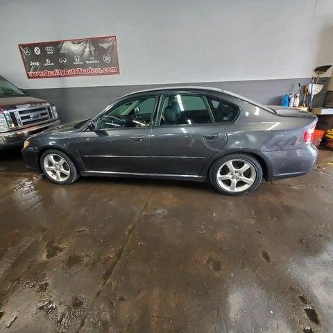 2009 Subaru Legacy 2.5 i Limited