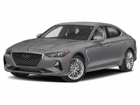 2021 Genesis G70 2.0T AWD