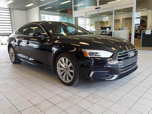 2018 Audi A5 Sportback 2.0T quattro Premium AWD