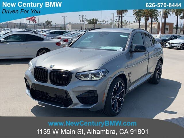 2021 BMW X4 M AWD
