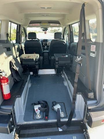 2019 Ford Transit Connect Wagon XL LWB FWD with Rear Liftgate
