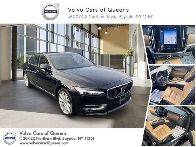 2018 Volvo S90 T6 Inscription AWD