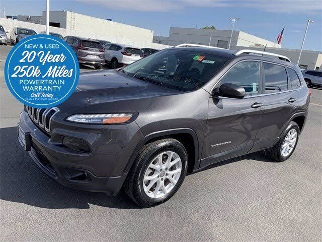 2017 Jeep Cherokee Latitude FWD