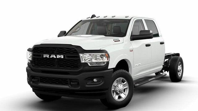 2021 RAM 3500 Chassis Laramie Crew Cab 10000 GVWR 4WD