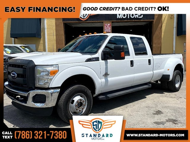 2016 Ford F-350 Super Duty XL Crew Cab LB DRW 4WD