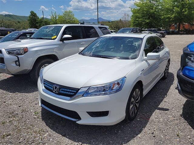 2015 Honda Accord Hybrid Touring