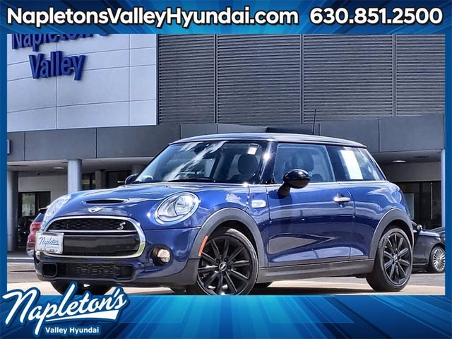 2016 MINI Cooper S 2-Door Hatchback FWD