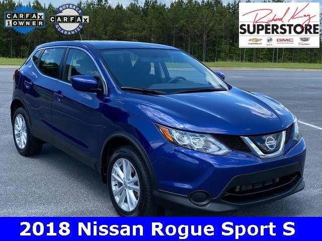 2018 Nissan Rogue Sport 2018.5 S FWD