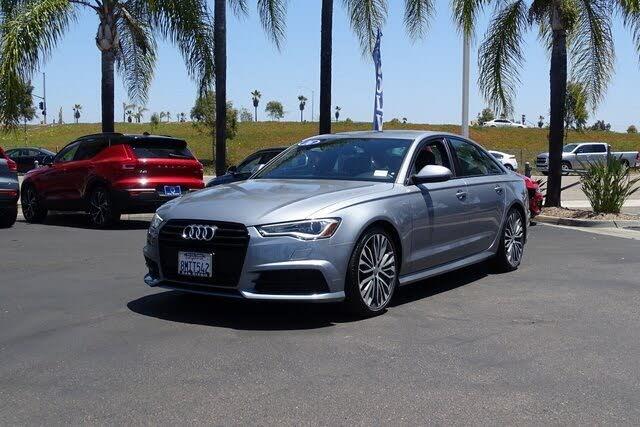 2016 Audi A6 2.0T Premium Sedan FWD