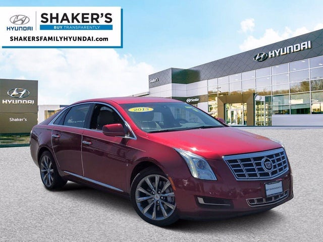 2013 Cadillac XTS FWD
