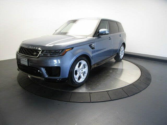 2018 Land Rover Range Rover Sport V6 HSE 4WD