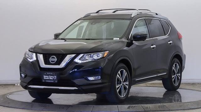 2018 Nissan Rogue SL FWD
